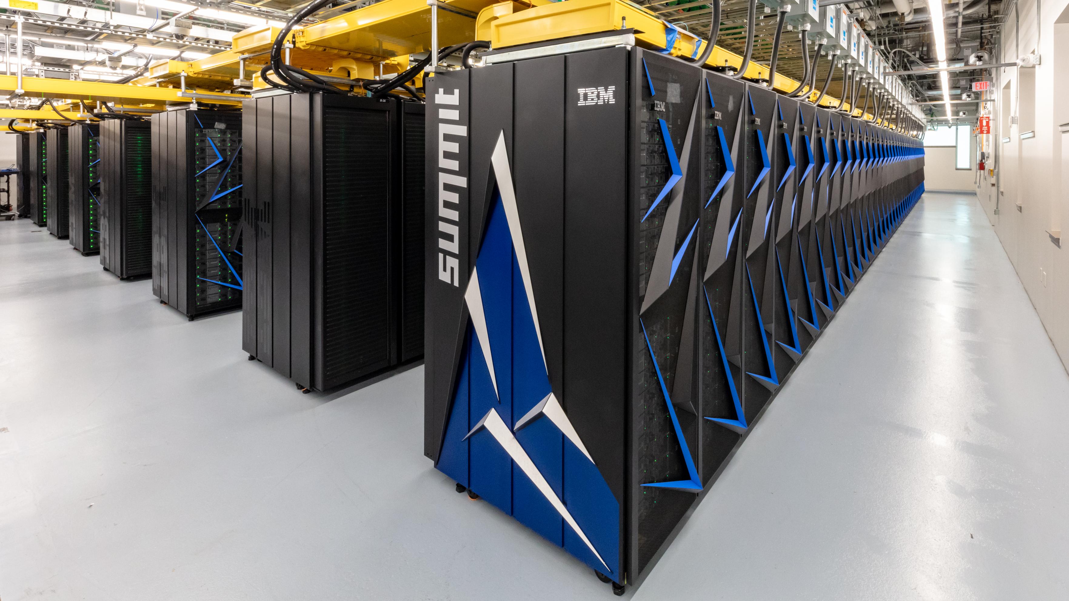 ornl launches summit supercomputer ornl. Black Bedroom Furniture Sets. Home Design Ideas