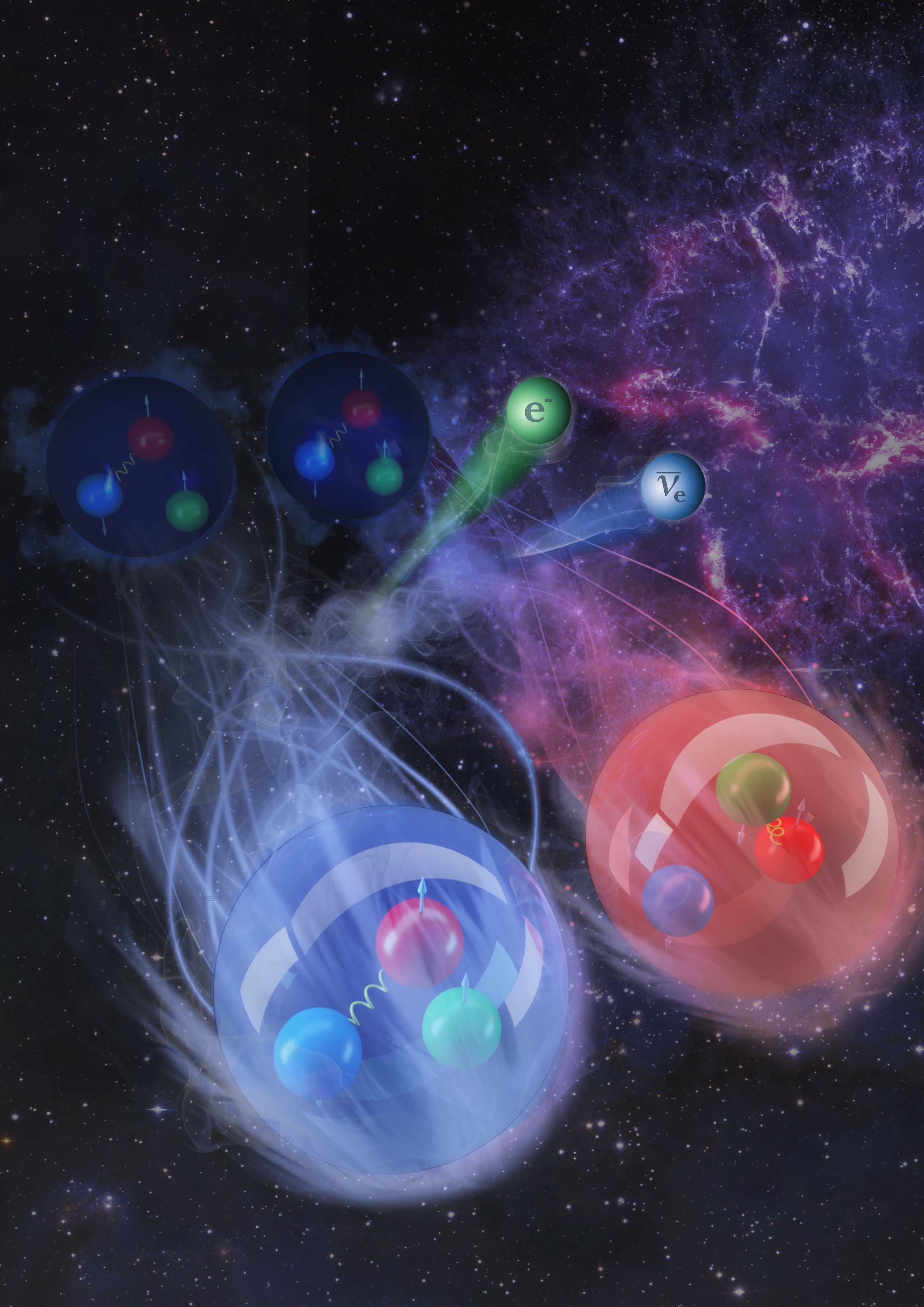 ORNL-led collaboration solves a beta-decay puzzle with advanced nuclear models