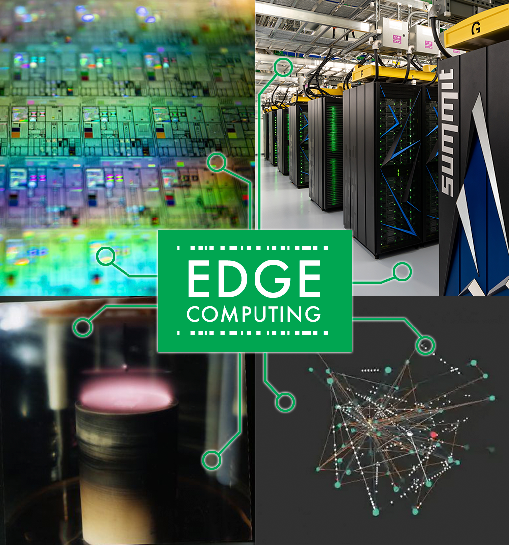 ORNL researchers identify most promising tech for advancing edge computing