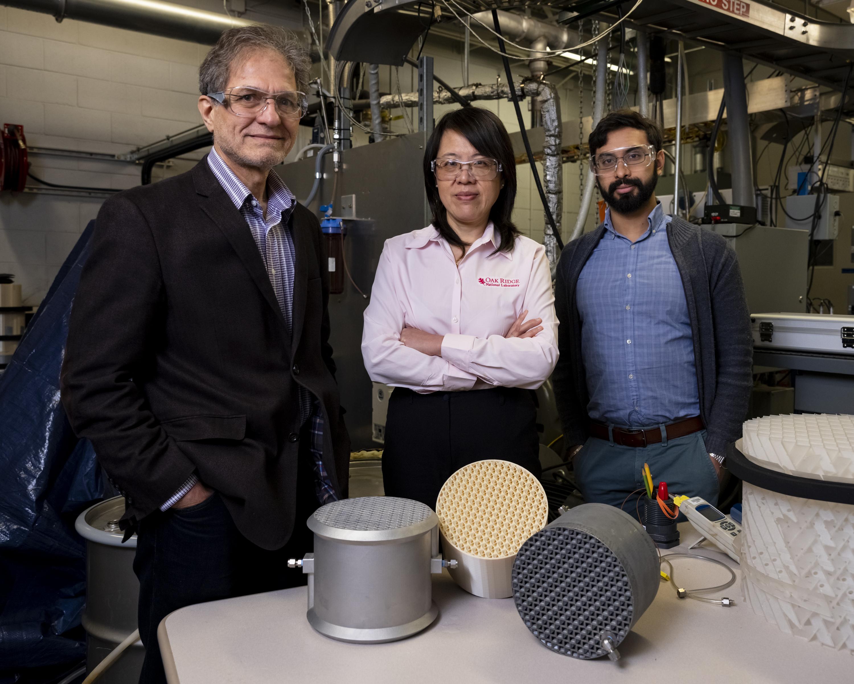 美国橡树岭实验室开发3D打印设备捕获二氧化碳