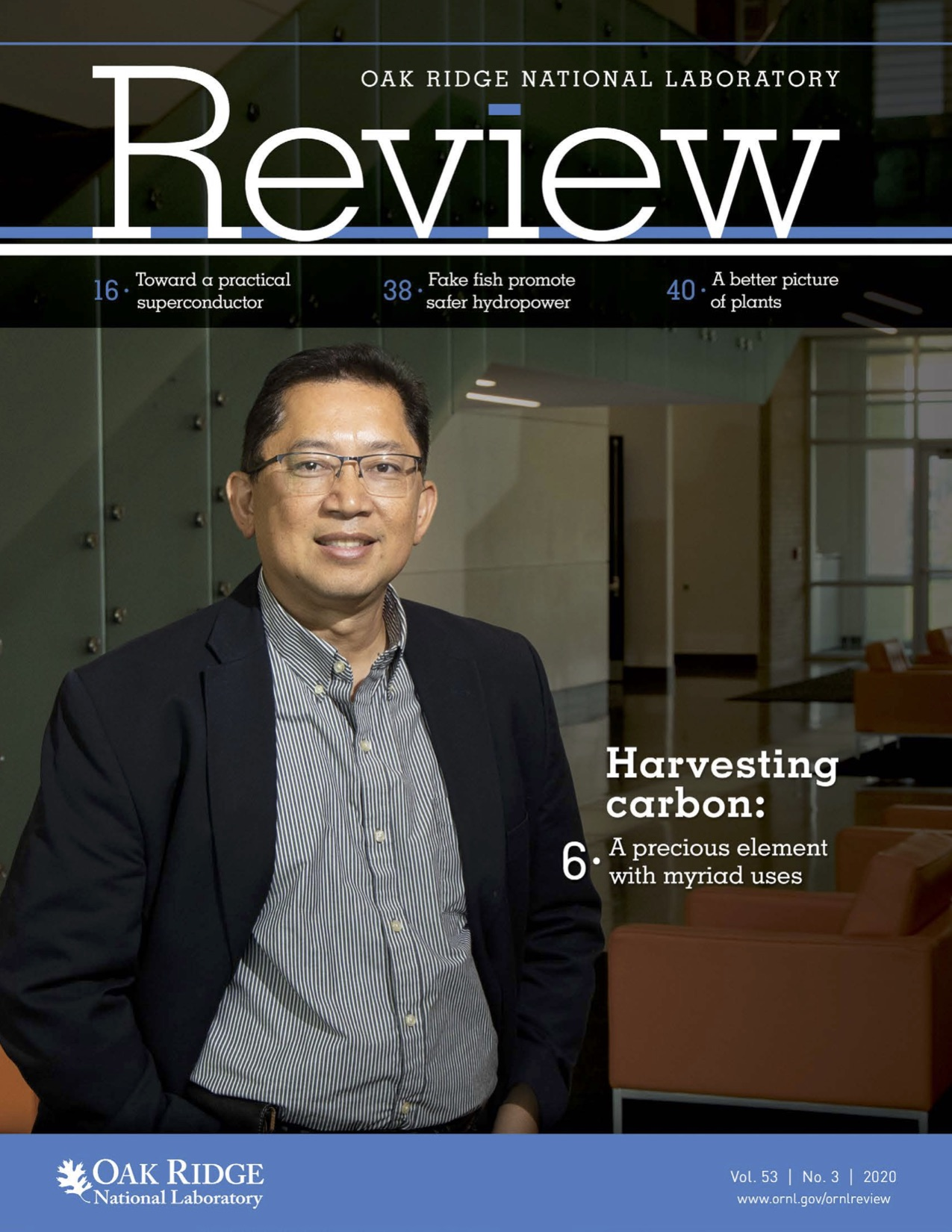 ORNL Review Volume 53 Issue 3 (2020)