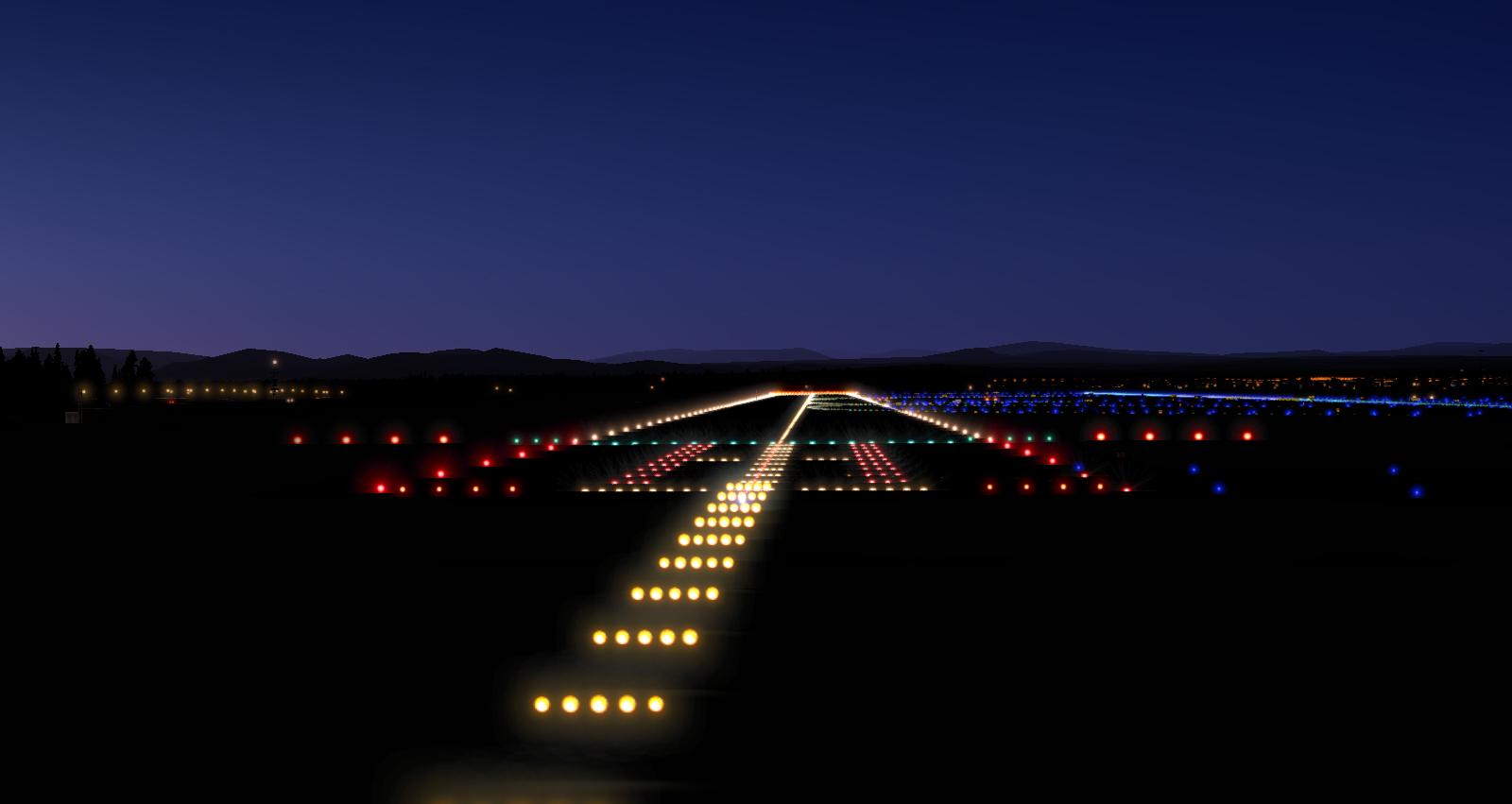 ORNL develops safer runway lighting | ORNL