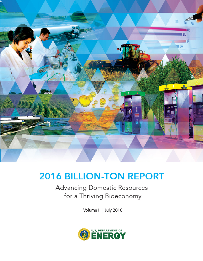 Cover of 2016 Billion-Ton Report