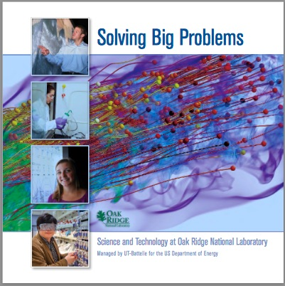 Solving Big Problems brochure cover
