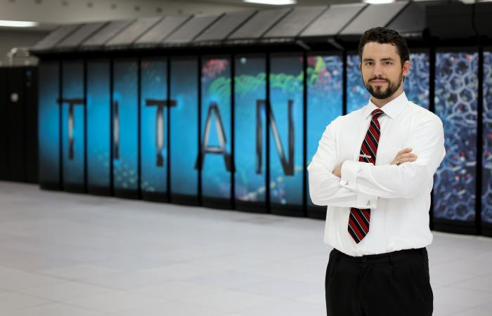 Joshua New, ORNL, Titan Supercomputer