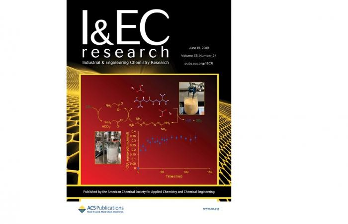 I&EC Research Journal Cover May 2019 121982