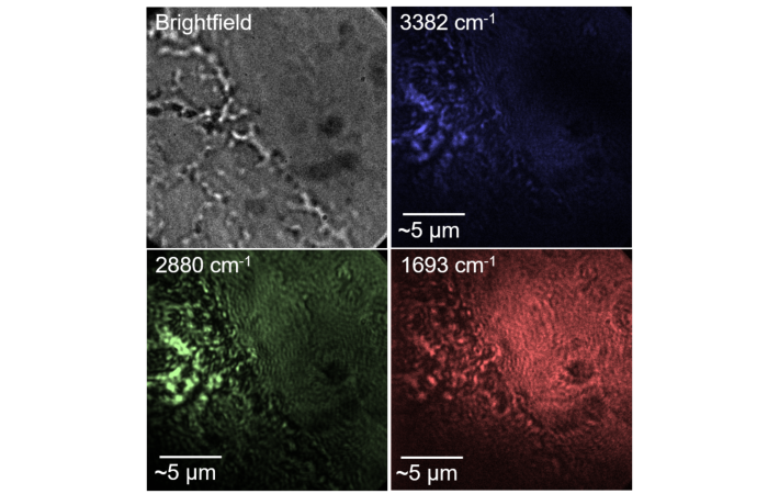 A new time-domain approach to chemical imaging
