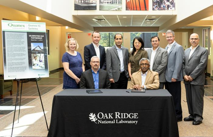 Quanex licenses ORNL technology for increased thermal insulation