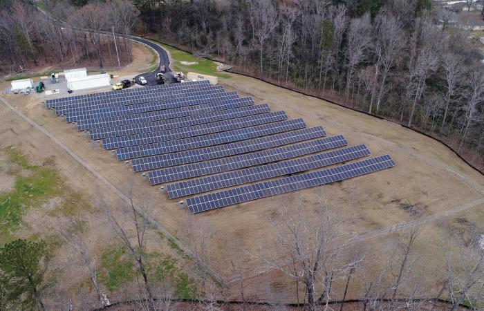 Alabama Power microgrid