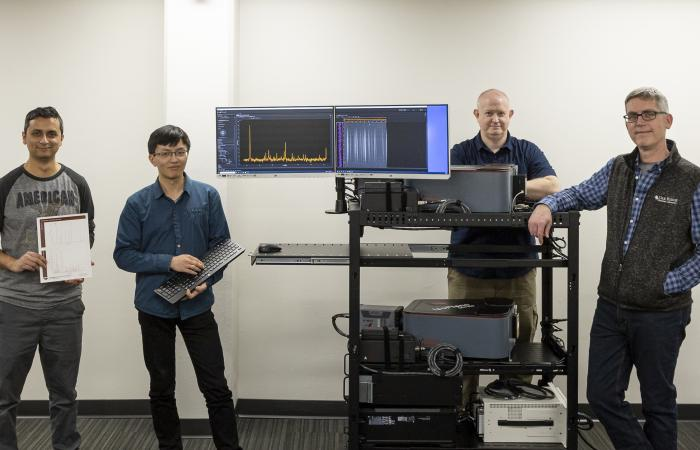 The ORNL diagnostic team