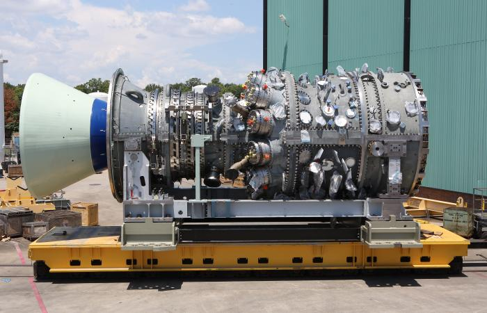 OLCF Helps GE Deliver Next-Generation Gas Turbines | ORNL