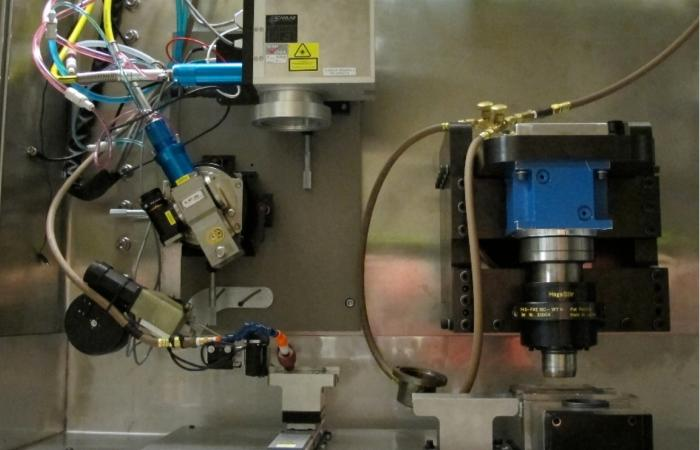 """We had to engineer, design and build the welding hot cell with everything needed for friction stir welding and laser welding,"" said ORNL's Zhili Feng. ""This is unique to Oak Ridge."