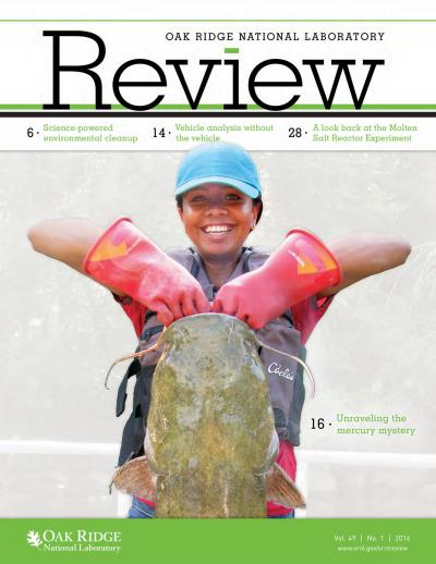 ORNL Review Volume 49 Issue 1 (2016)