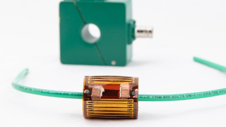 Low-cost, compact, printed sensor that can collect and transmit data on electrical appliances for better load monitoring