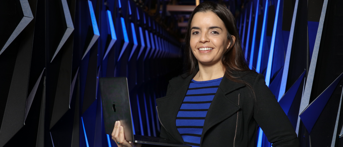 Veronica Melesse Vergara: Troubleshooting the world's smartest and fastest supercomputer