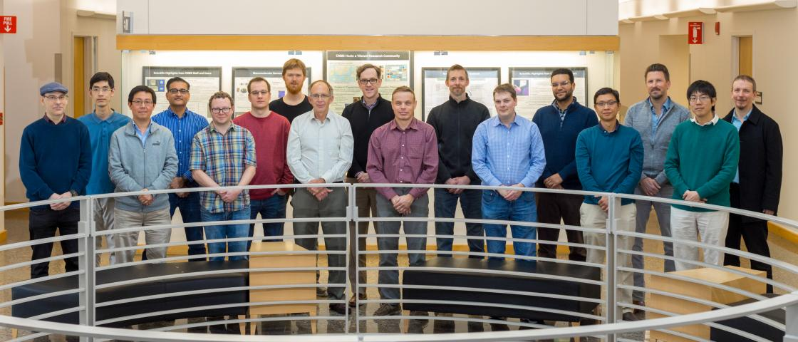 Nanomaterials Theory Group Photo