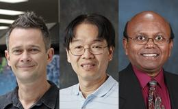 ORNL researchers Gaute Hagen, Masaaki Matsuda, and Parans Paranthaman has been elected fellow of the American Physical Society.