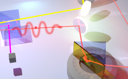 Quantum—Squeezed light cuts noise