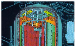 "VERA's tools allow a virtual ""window"" inside the reactor core, down to a molecular level."