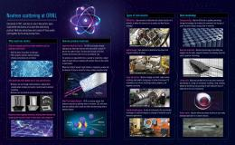 Neutrons infographic