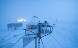Data collection instruments at the North Pole