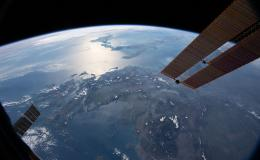 Data from the GEDI instrument on the International Space Station can help answer questions about Earth's biomes and ecosystem impacts on the carbon cycle and climate. Credit: NASA