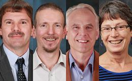 AAAS Fellows: Phillip F. Britt, Stephan Irle, Bruce Moye, and Amy Wolfe