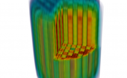 The Consortium for Advanced Simulation of Light Water Reactors uses its Virtual Environment for Reactor Applications (VERA) software for the modeling and simulation of various nuclear reactors, such as the Westinghouse AP1000 pressurized water reactor.