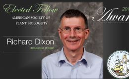 Richard Dixon_American Society of Plant Biologists