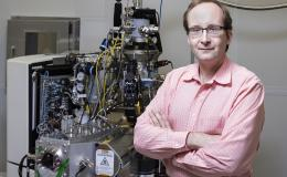 Sergei Kalinin, director of the Institute for Functional Imaging of Materials at Oak Ridge National Laboratory, convenes experts in microscopy and computing to gain scientific insights that will inform design of advanced materials for energy and informati