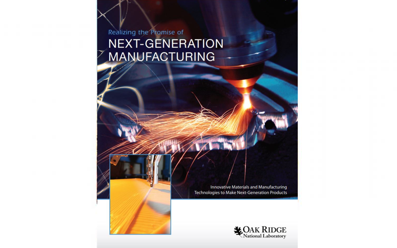 Advanced Manufacturing Brochure