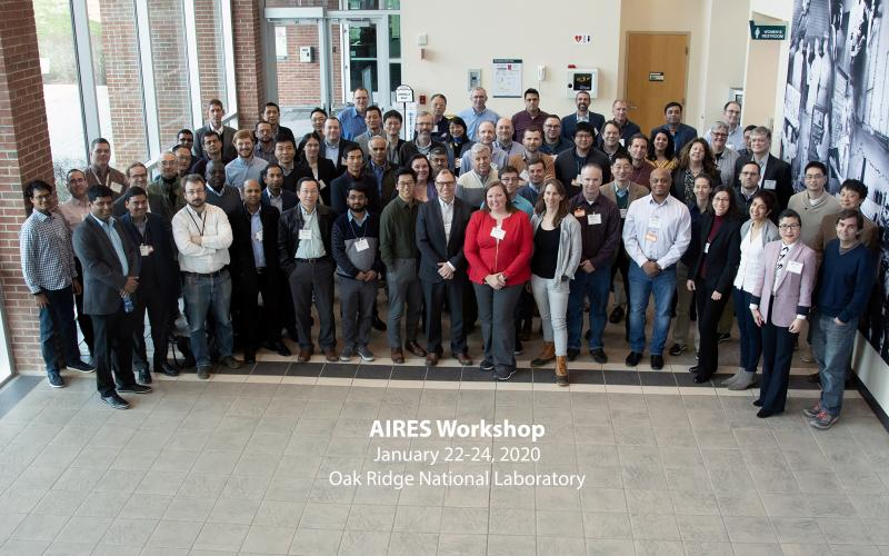 AIRES workshop participants