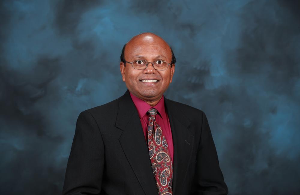 CMI researcher Parans Paranthaman
