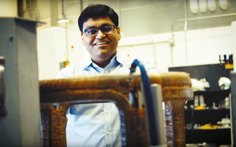 Oak Ridge National Laboratory researcher Arnab Banerjee has charted several accomplishments in his neutron studies of quantum phenomena.