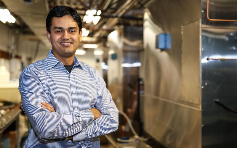 Kaushik Biswas is a mechanical engineer in the Building Envelope & Urban Systems Research Group at Oak Ridge National Laboratory.