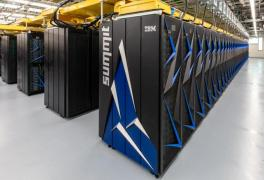 Take a virtual tour of @OLCFGOV and the National Center for Computational Sciences to check out the home of Summit, the nation's fastest #supercomputer. https://bit.ly/3bfzsFf #HPC