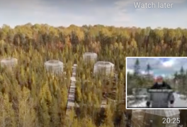 Explore #SPRUCE: a unique ecosystem-scale experiment located in the peatlands of Minnesota and led by  @ORNL  for  @doescience . Hear experts discuss ongoing research that provides a glimpse of potential futures in a changing climate Evergreen tree